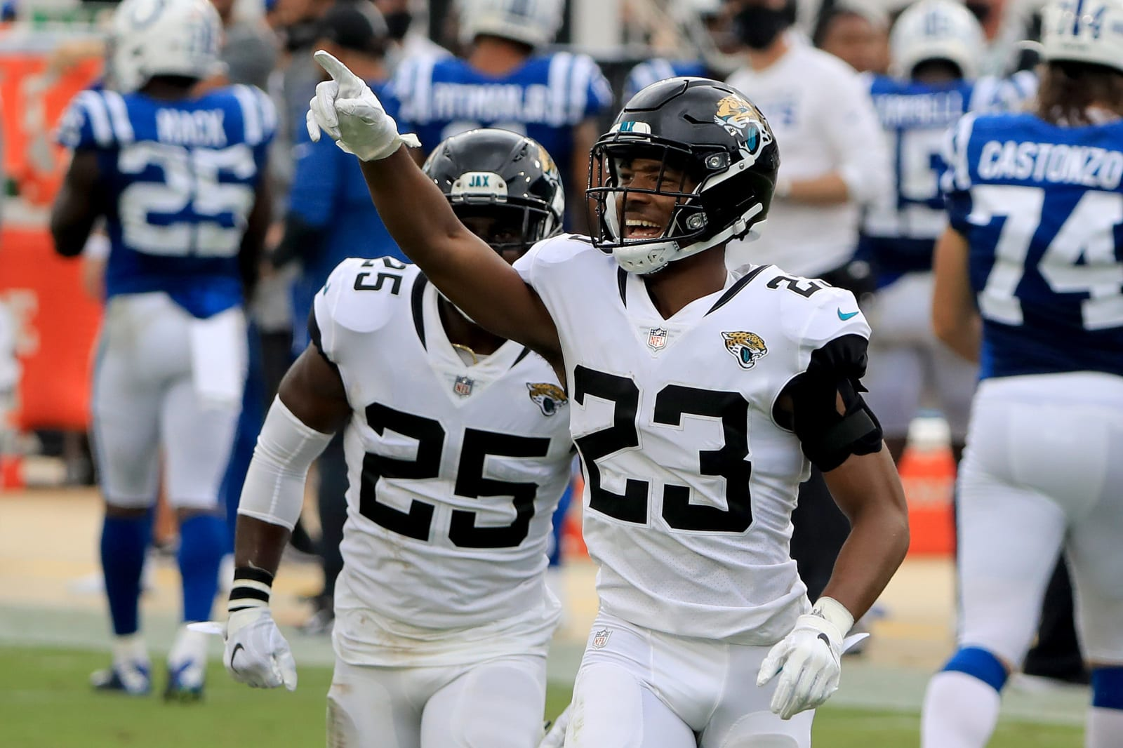 Jaguars defense