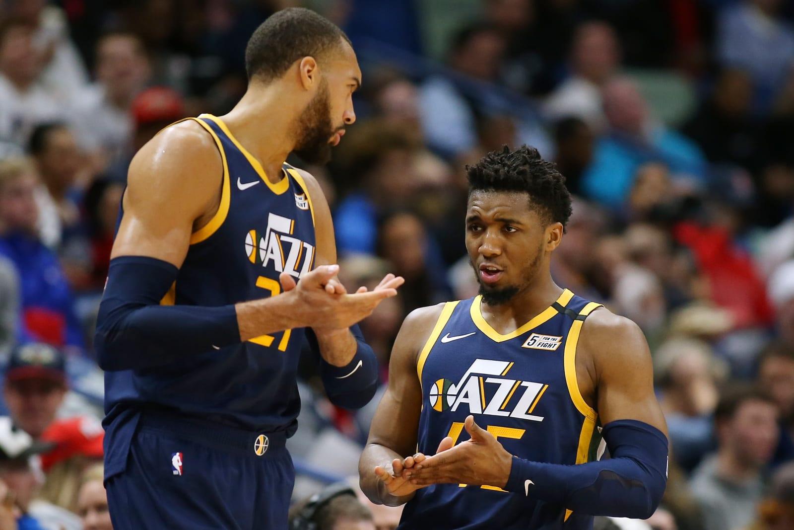 Utah Jazz Starting Lineup Ranking Their Projected Starting Five