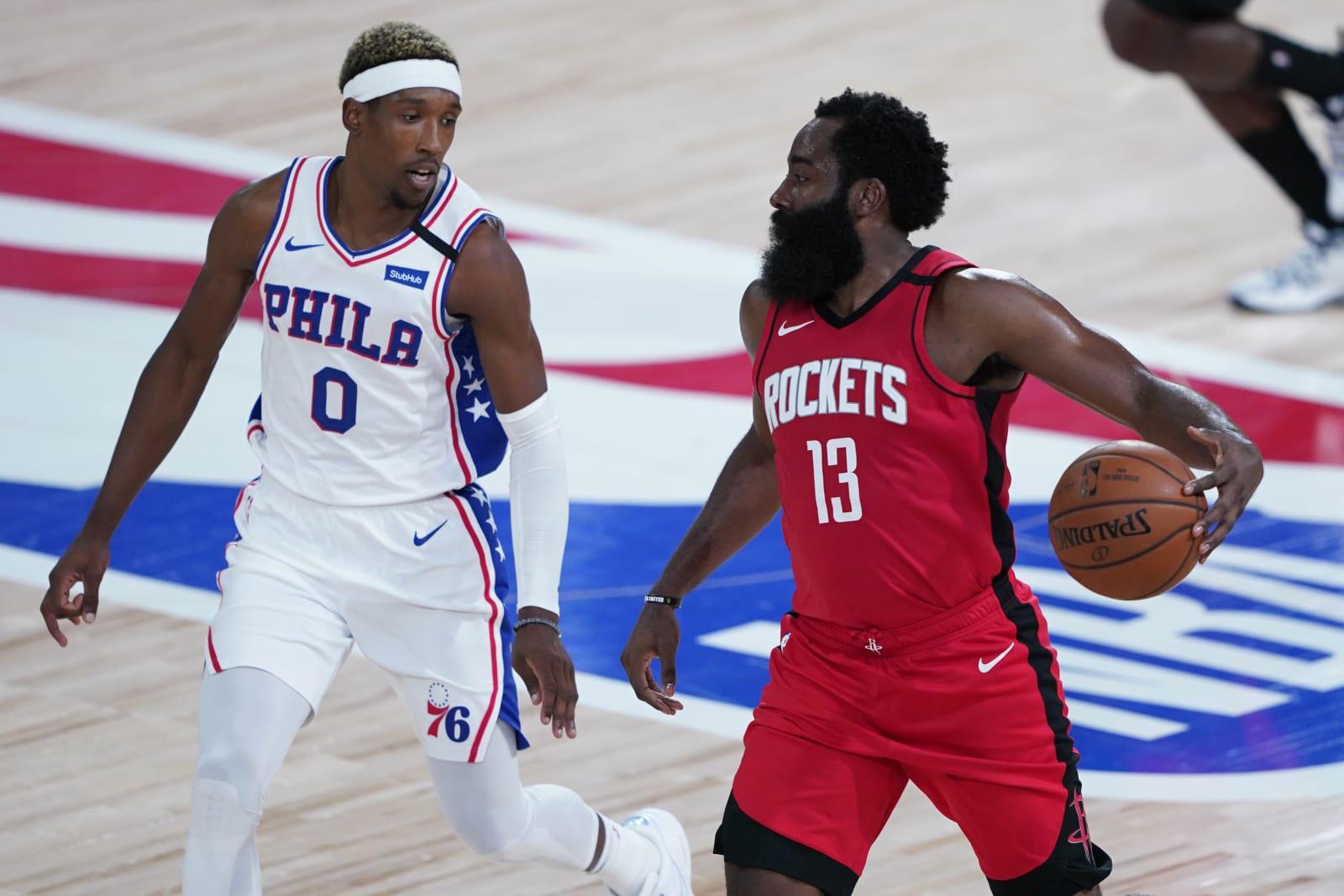 Houston Rockets, NBA bubble