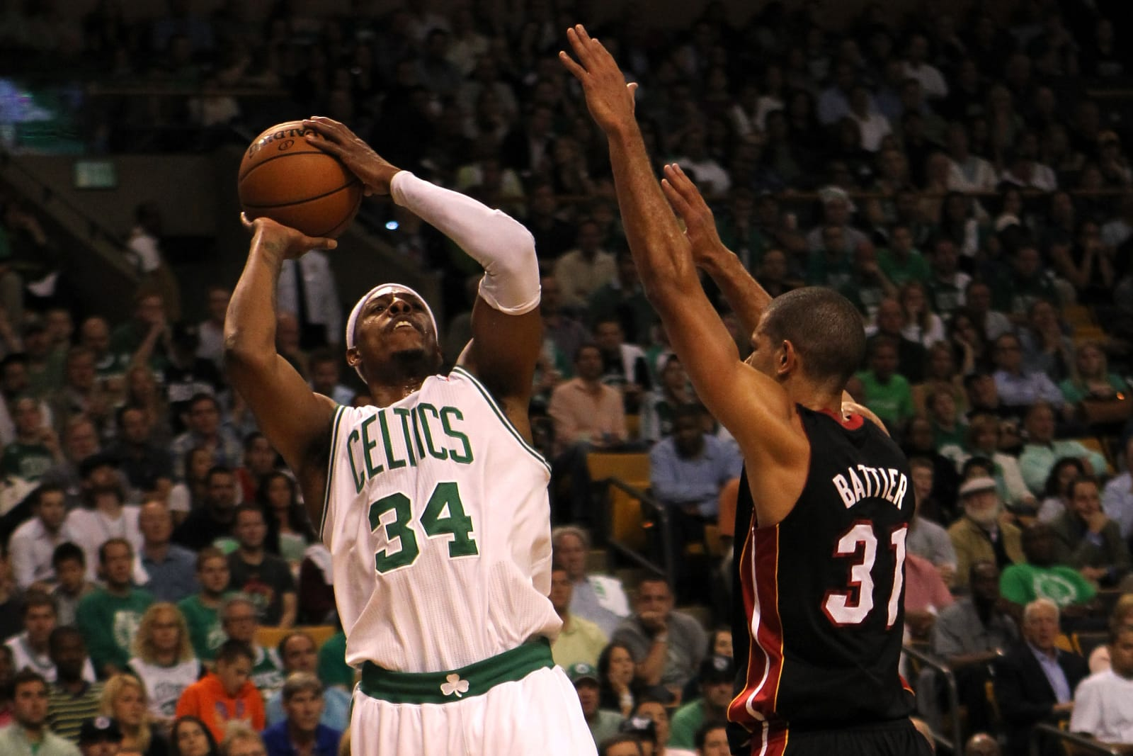 Boston Celtics, Paul Pierce