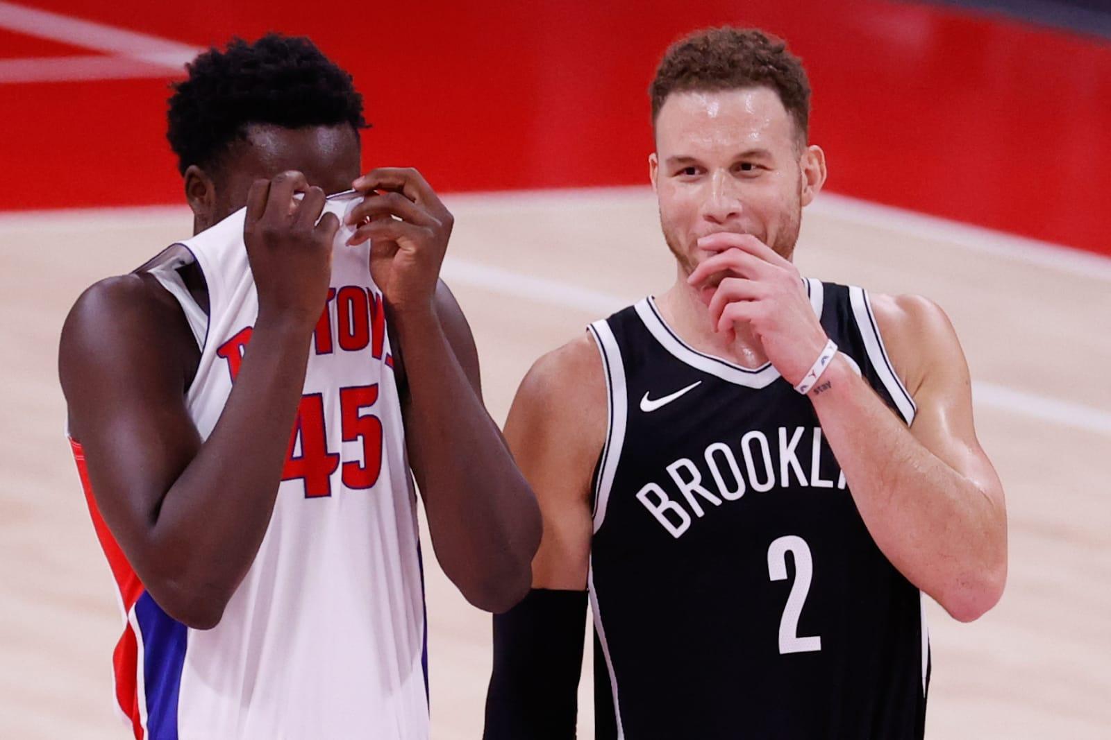 Pistons, Blake Griffin