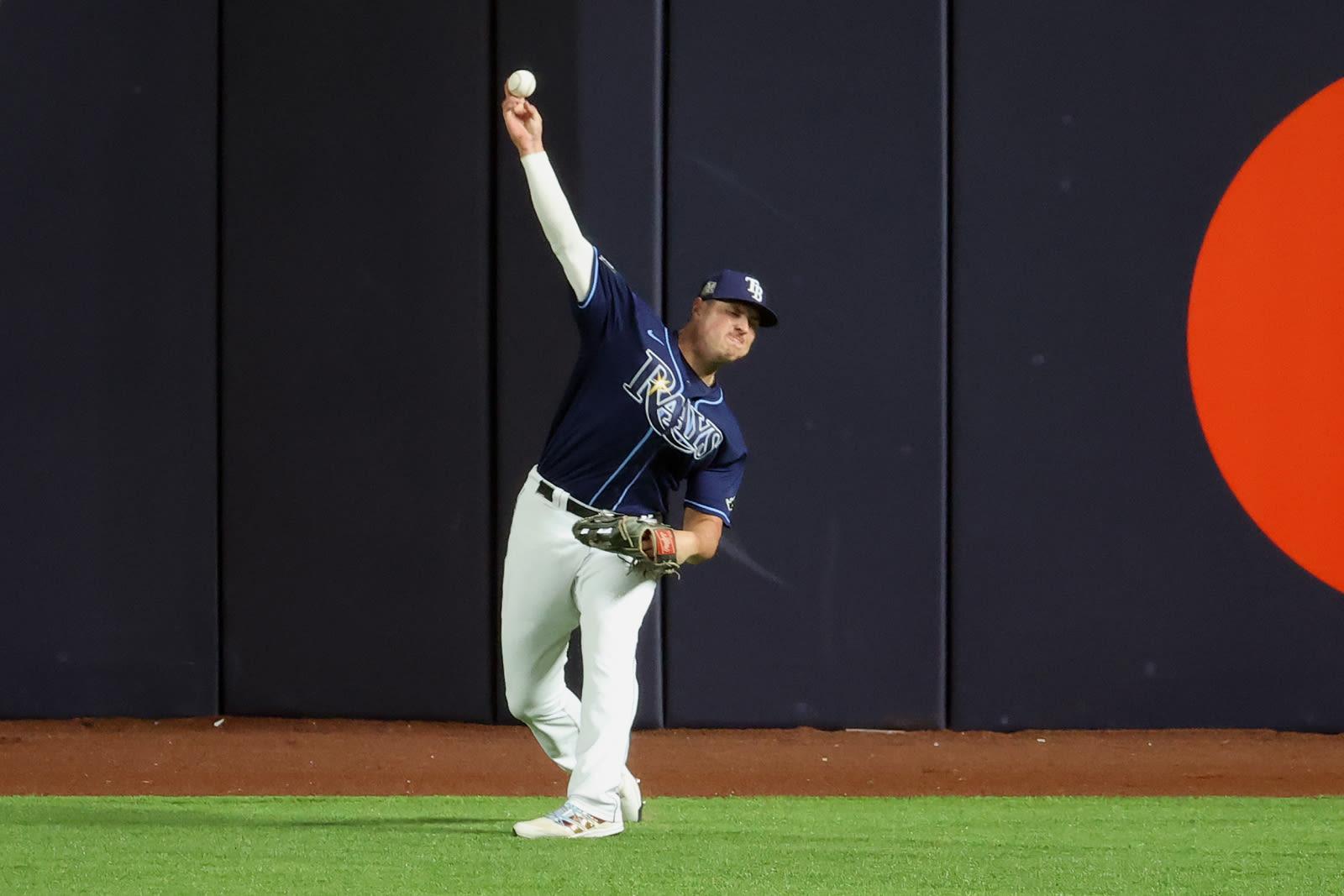 Hunter Renfroe, SF Giants, Tampa Bay Rays
