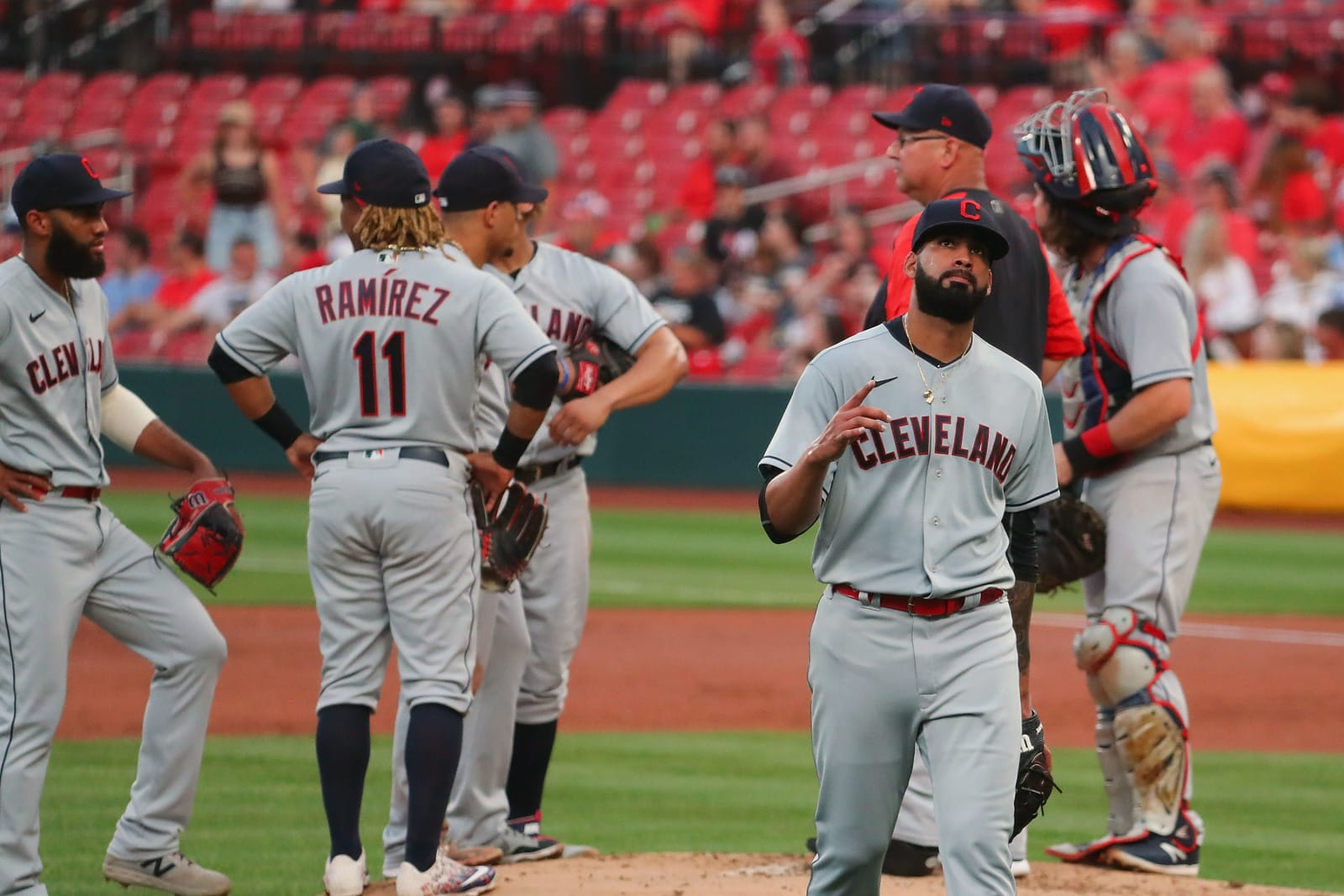 Cleveland Indians, Jean Carlos Mejia