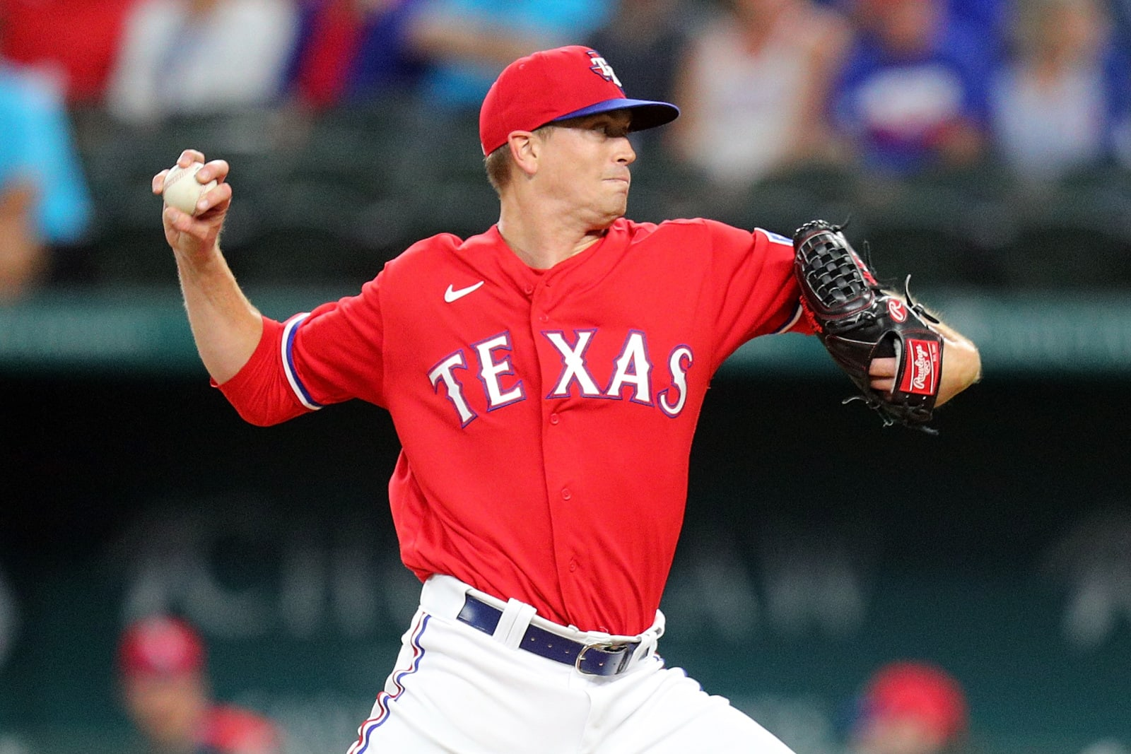 Cleveland Indians, Kyle Gibson, Texas Rangers