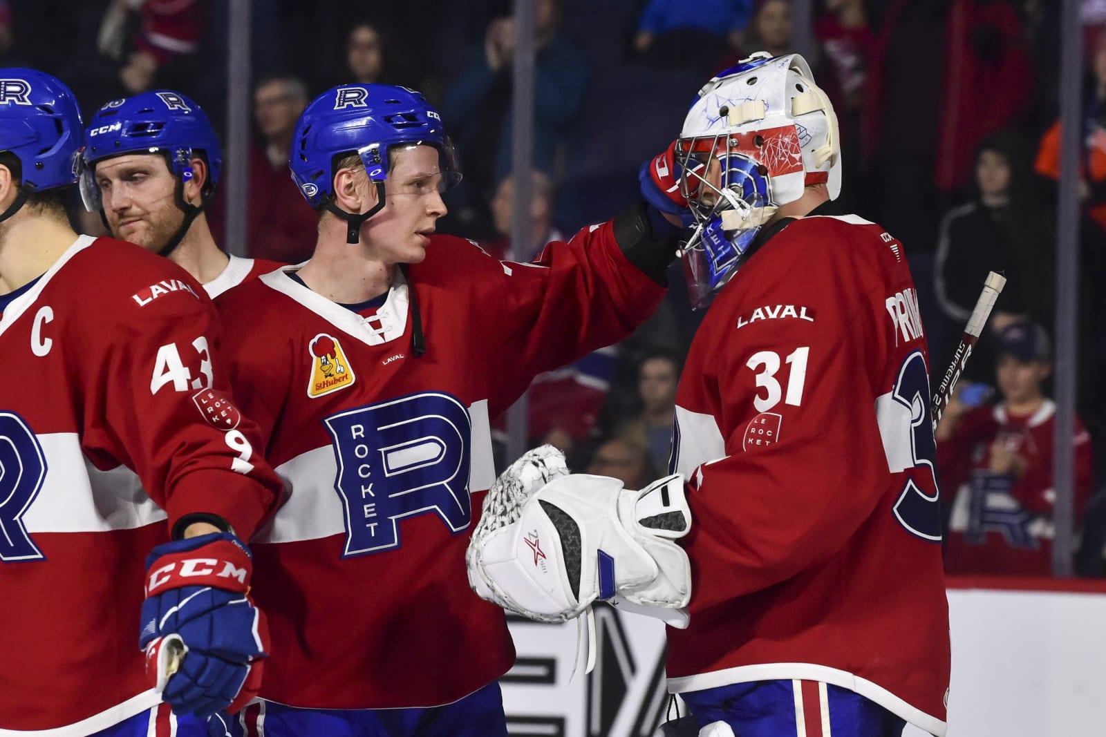 Montreal Canadiens, Laval Rocket