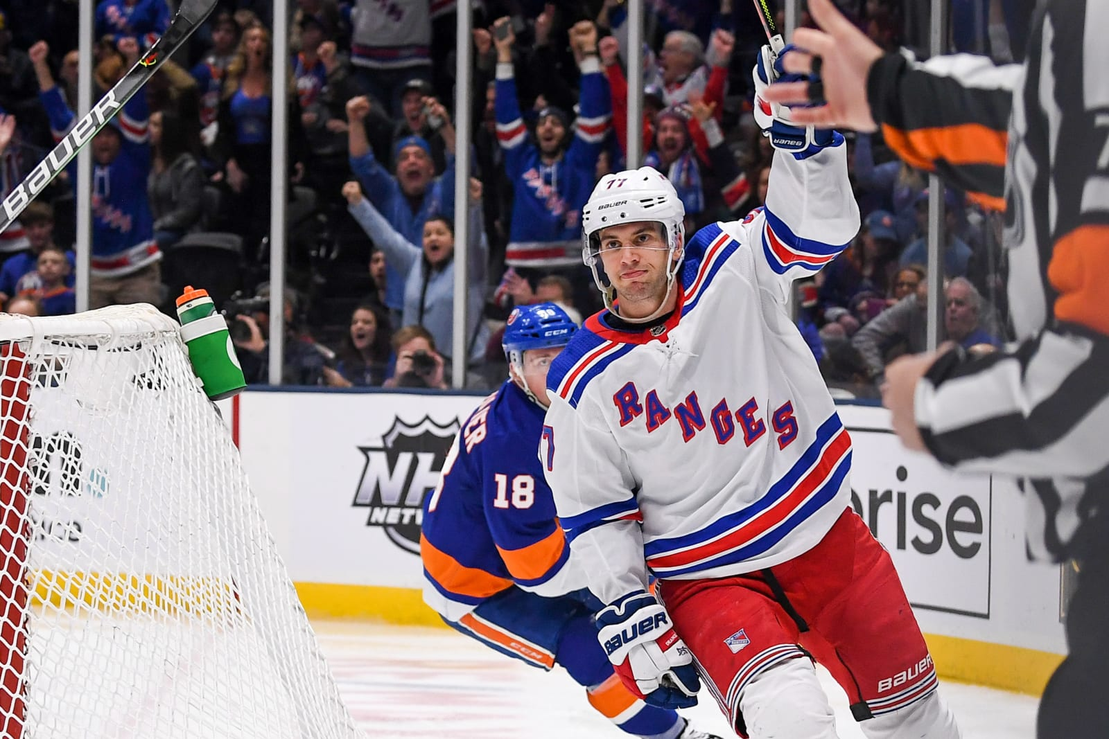 New York Rangers Sign Tony Deangelo For Two Years