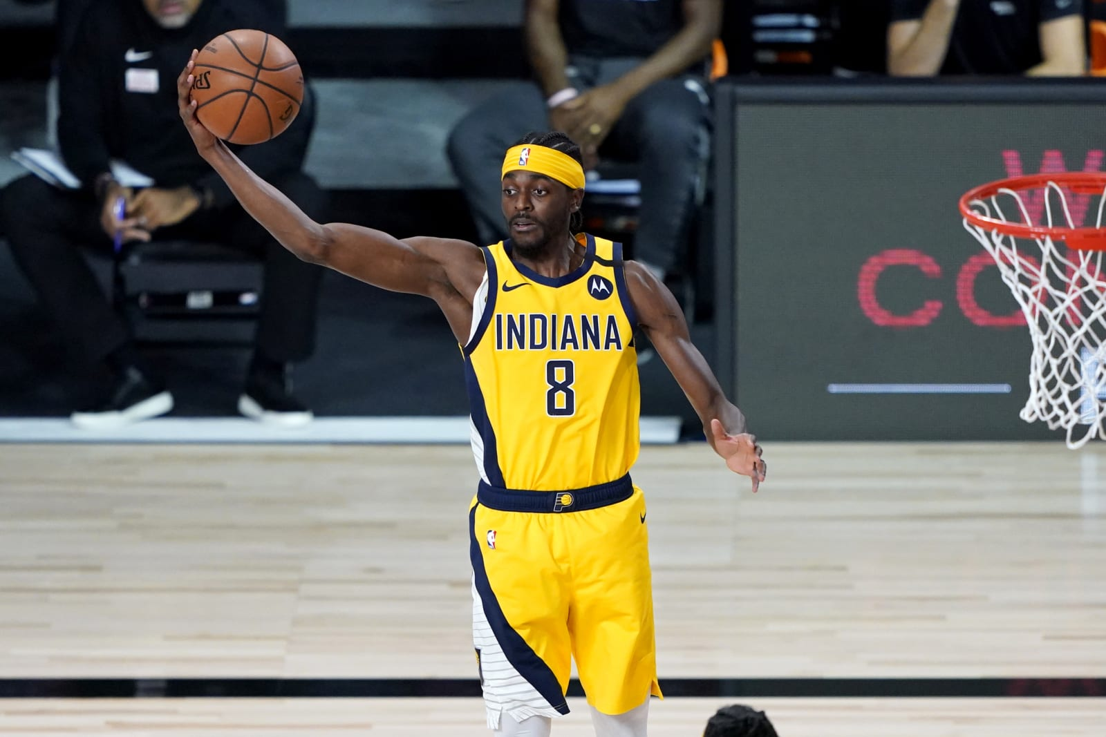 Justin Holiday, Indiana Pacers
