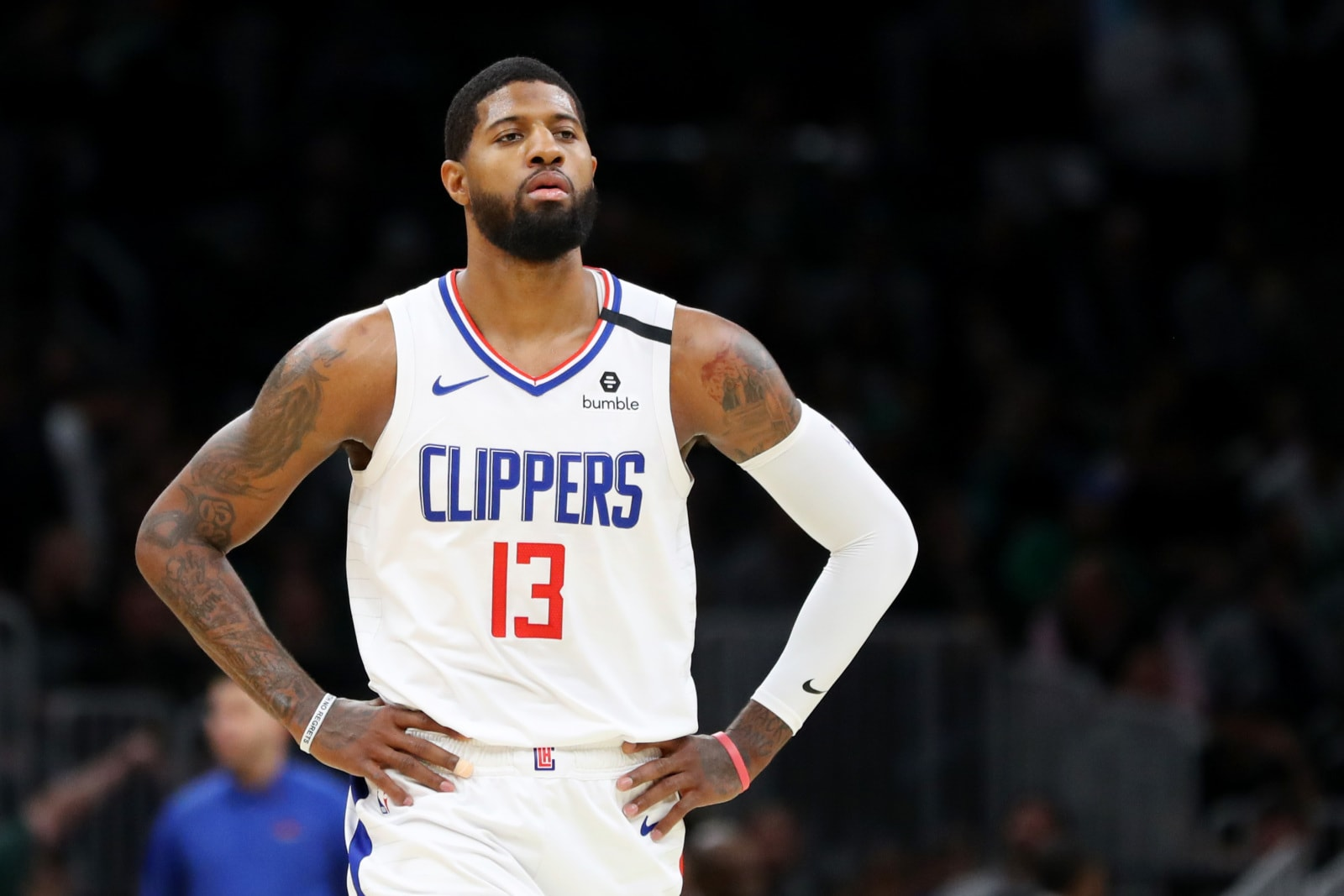LA Clippers Paul George