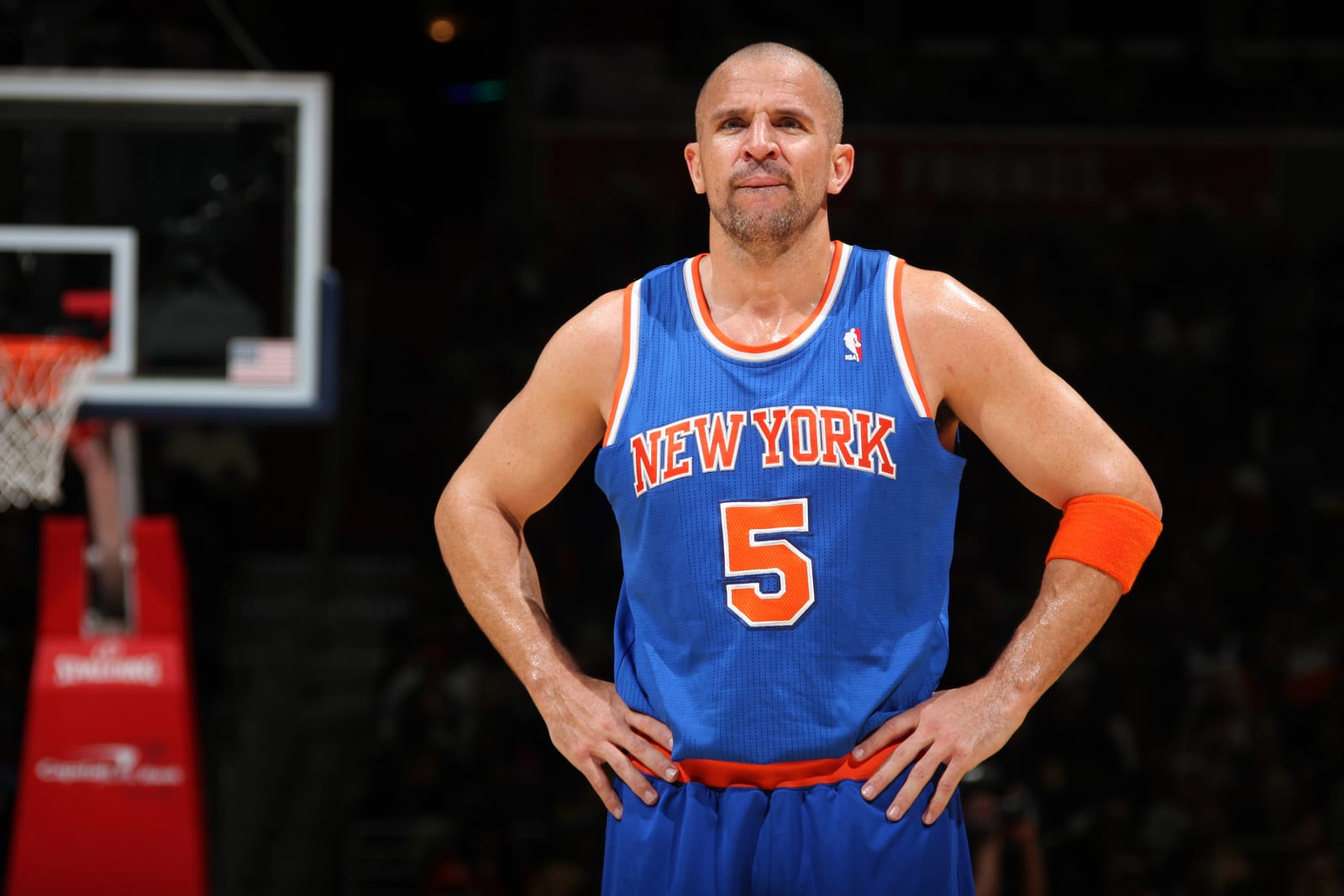Jason Kidd, New York Knicks
