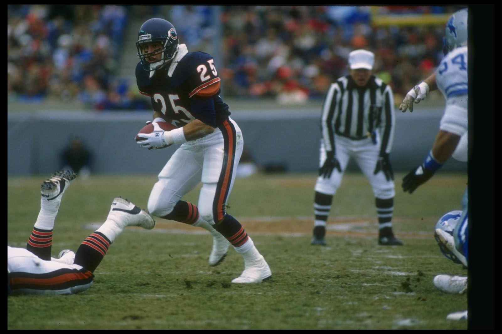 Brad Muster, Chicago Bears