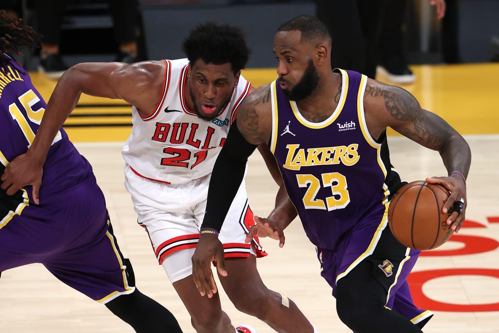 Chicago Bulls, LeBron James