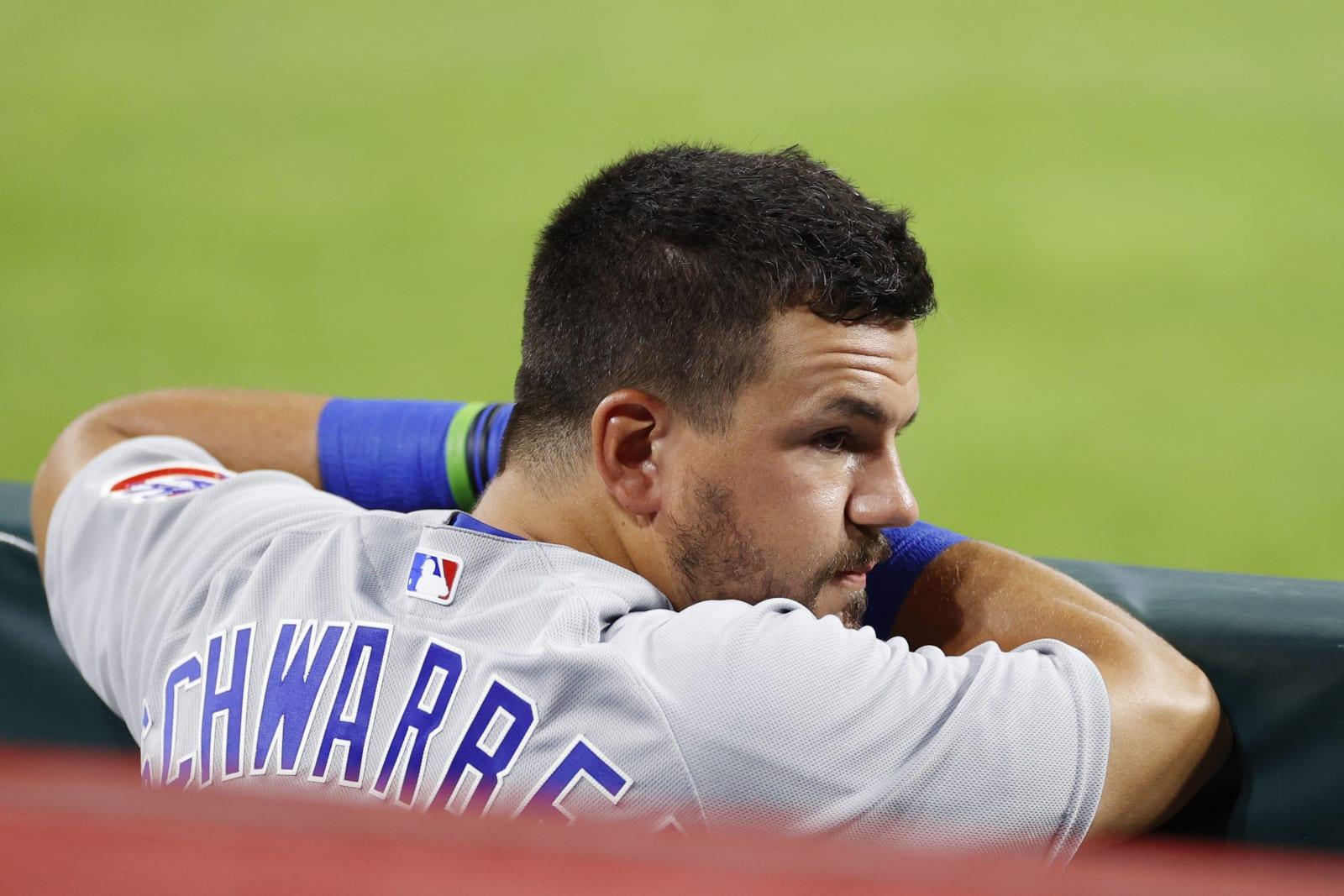 Chicago Cubs Kyle Schwarber