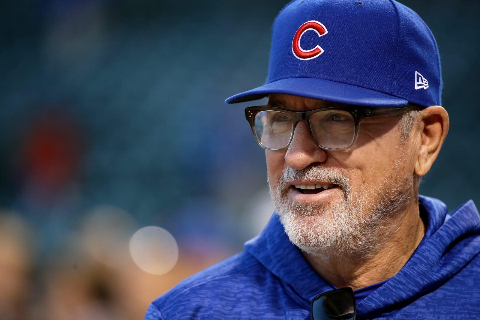 Chicago Cubs Joe Maddon