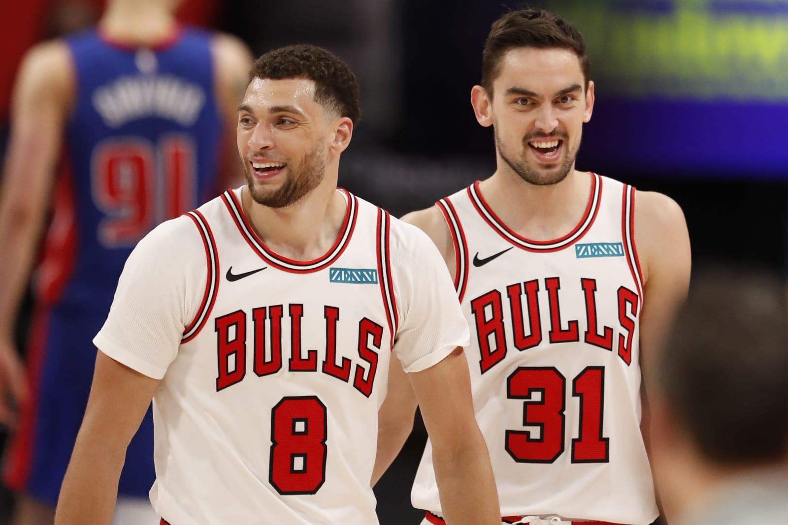 Chicago Bulls, Zach LaVine