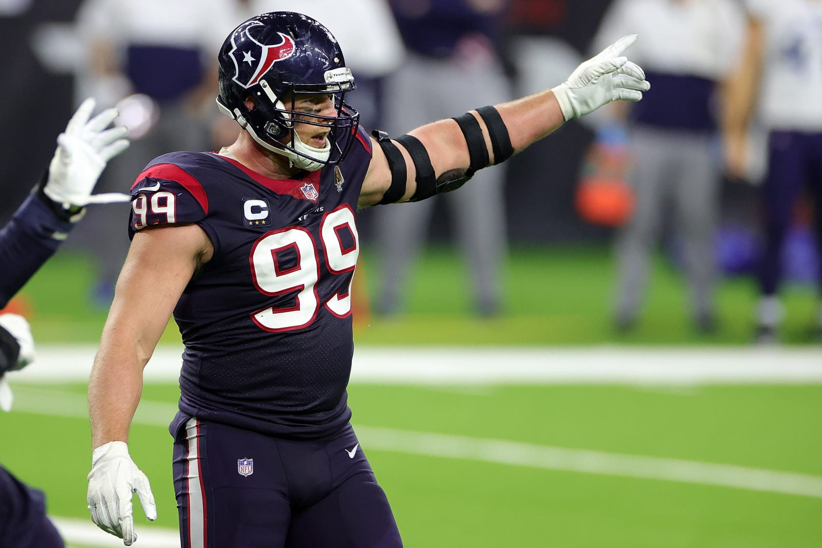 Packers free agency news, J.J. Watt