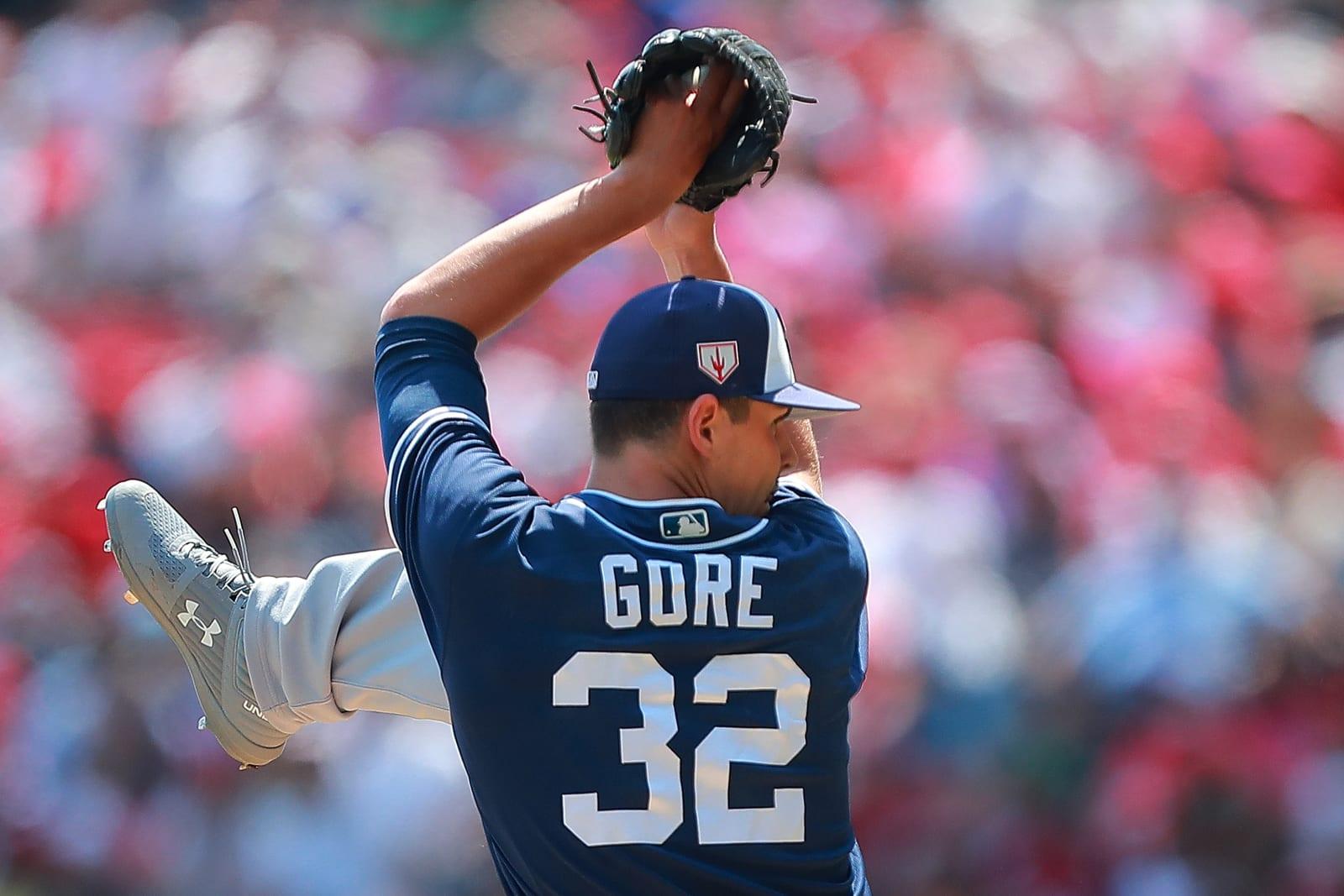 San Diego Padres MacKenzie Gore