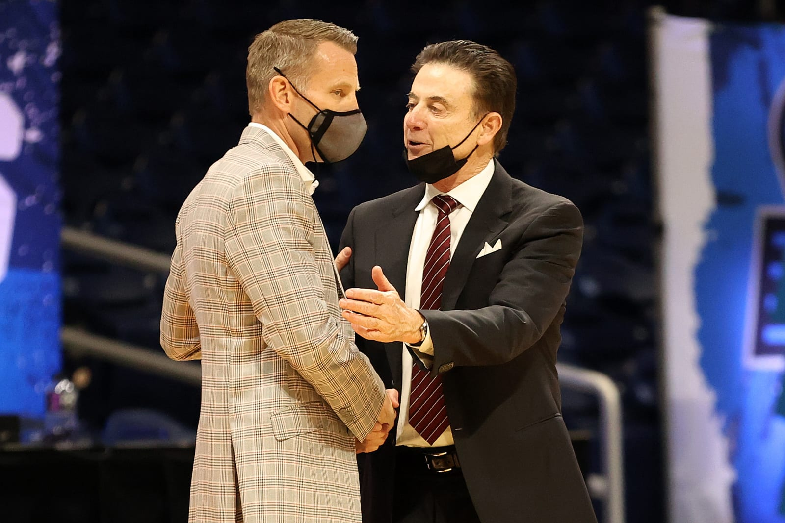 Rick Pitino, Texas Basketball