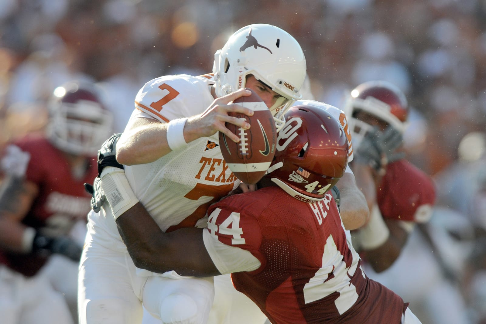 Texas Football 3 Most Disappointing Mack Brown Blue Chip Recruits Page 3