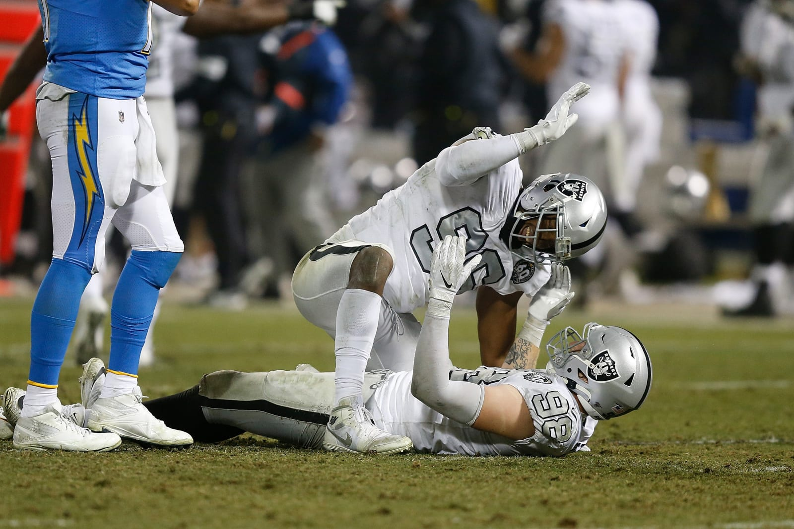 Las Vegas Raiders Year 2 Expectations For Clelin Ferrell