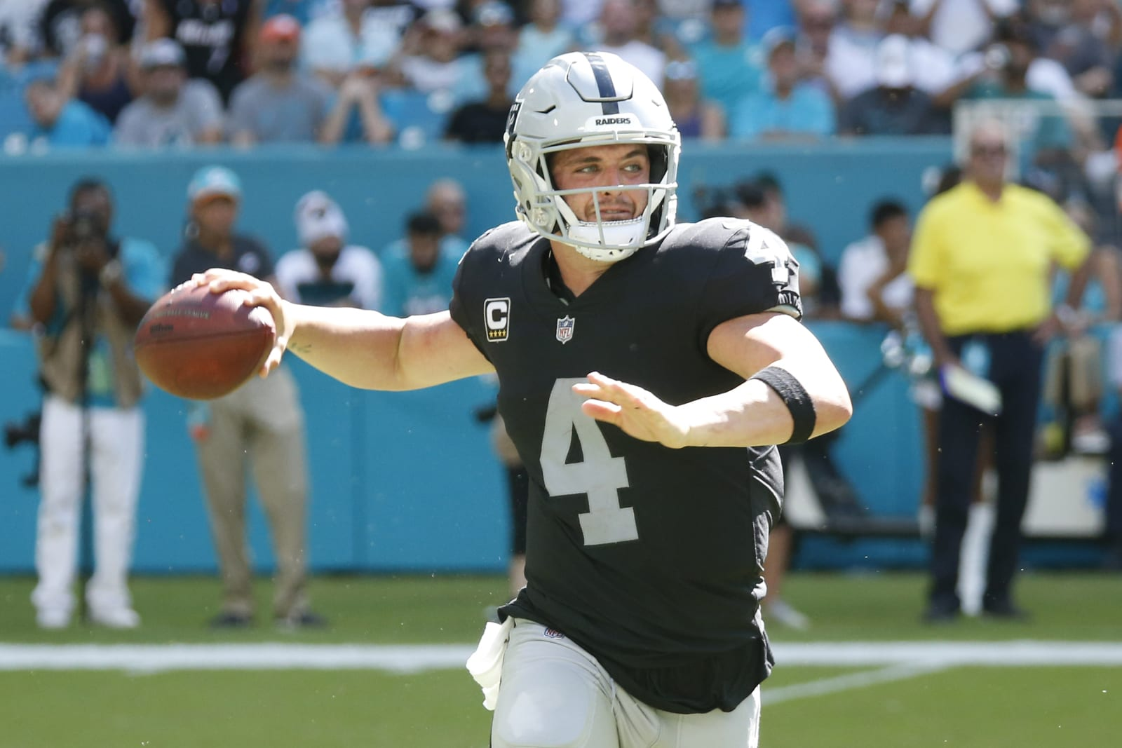 2020 Las Vegas Raiders 53 Man Roster Projection After Training Camp