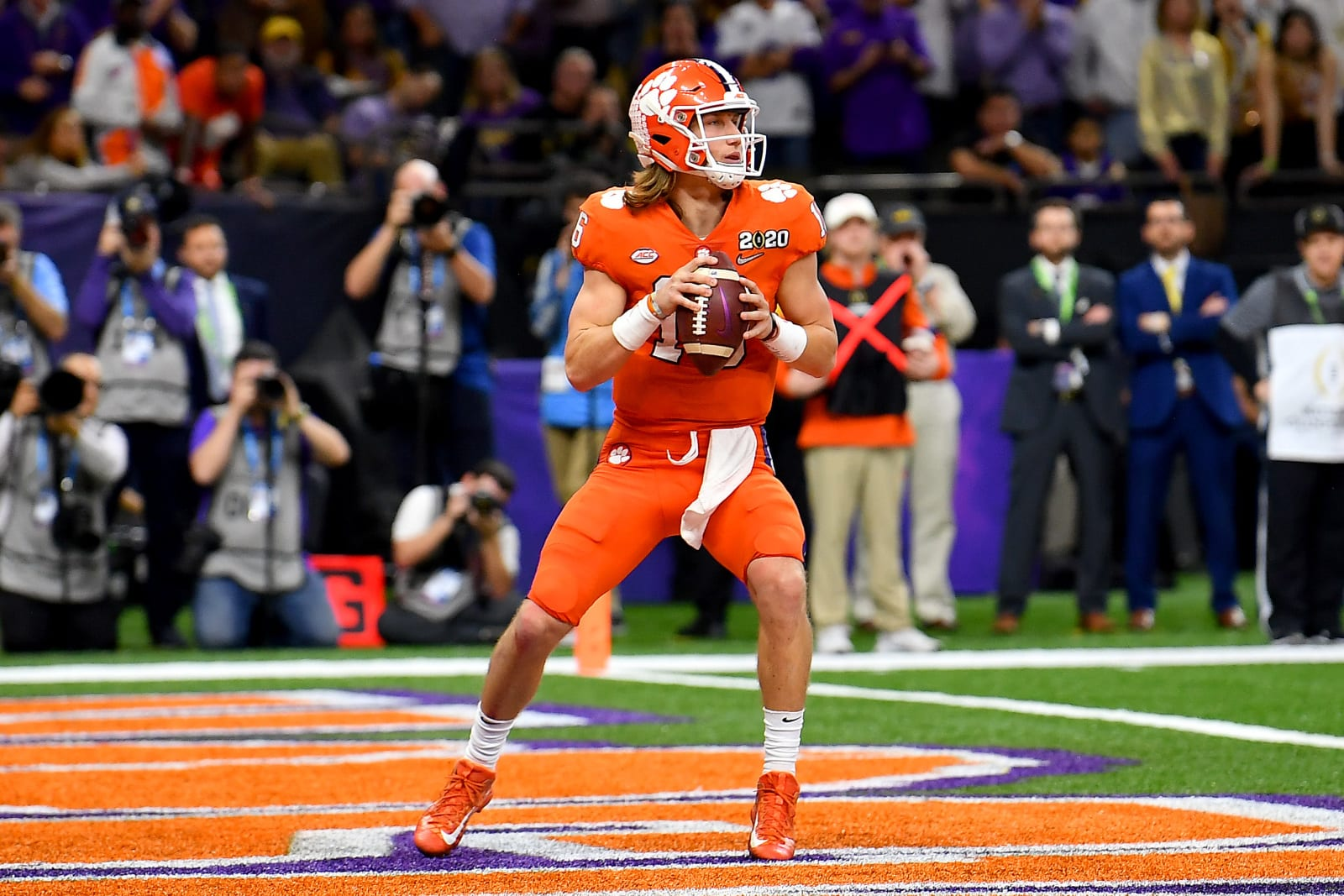 Trevor Lawrence, 2021 NFL Draft