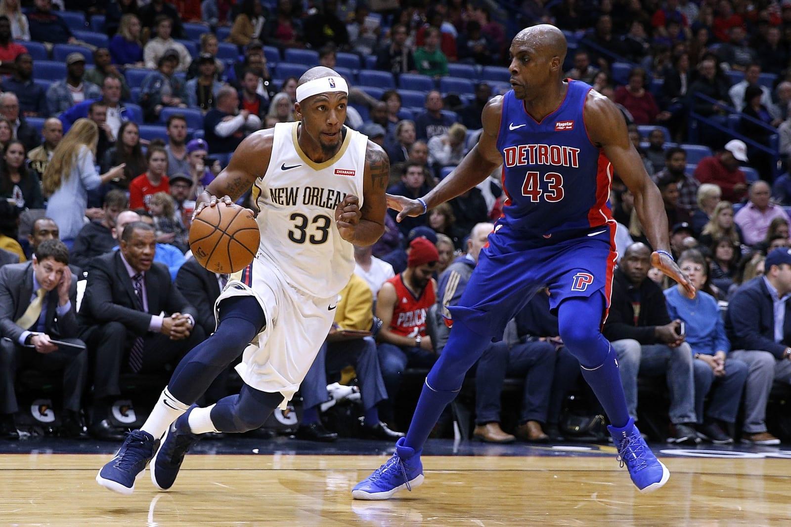 Dante Cunningham, New Orleans Pelicans