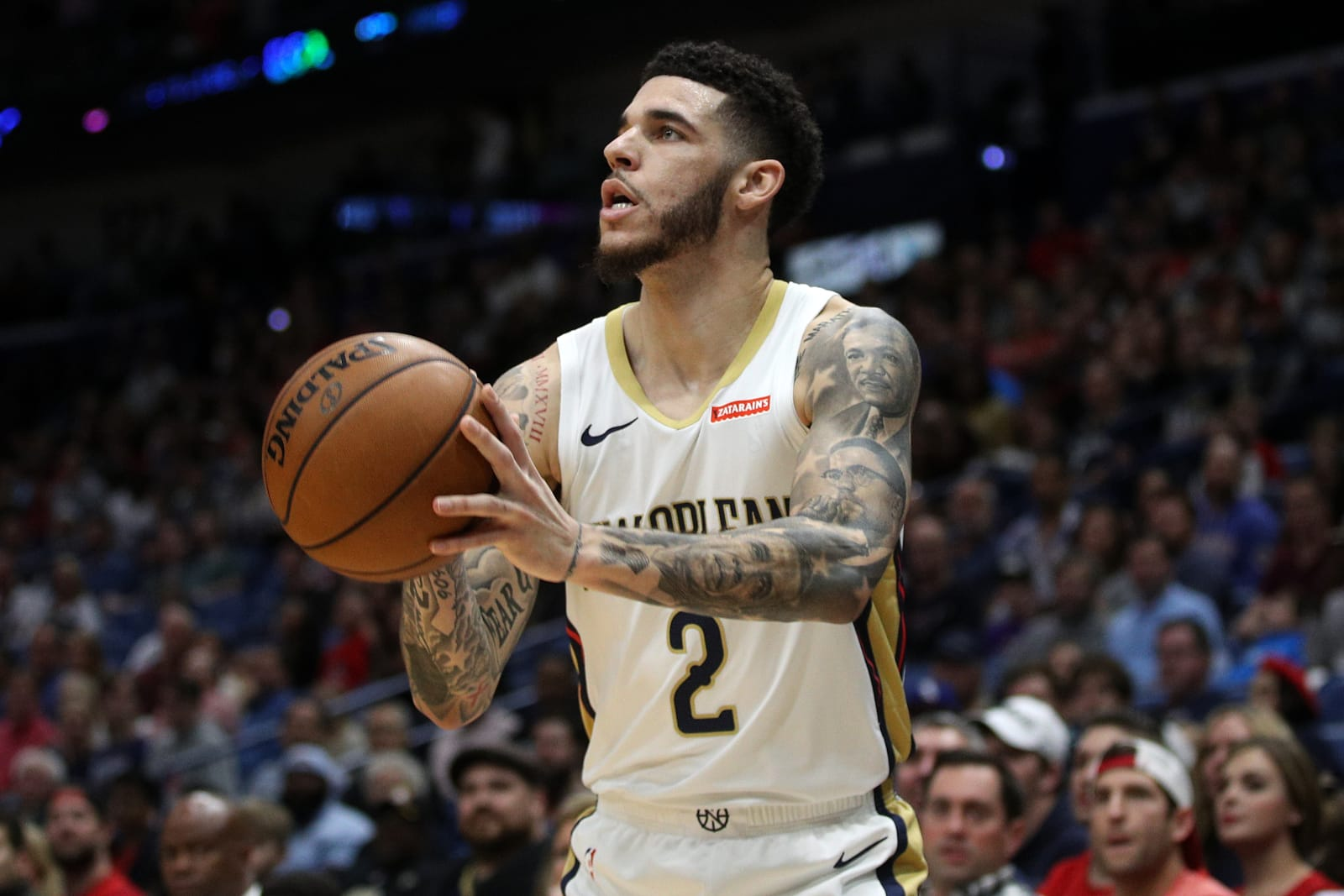 New Orleans Pelicans, Lonzo Ball