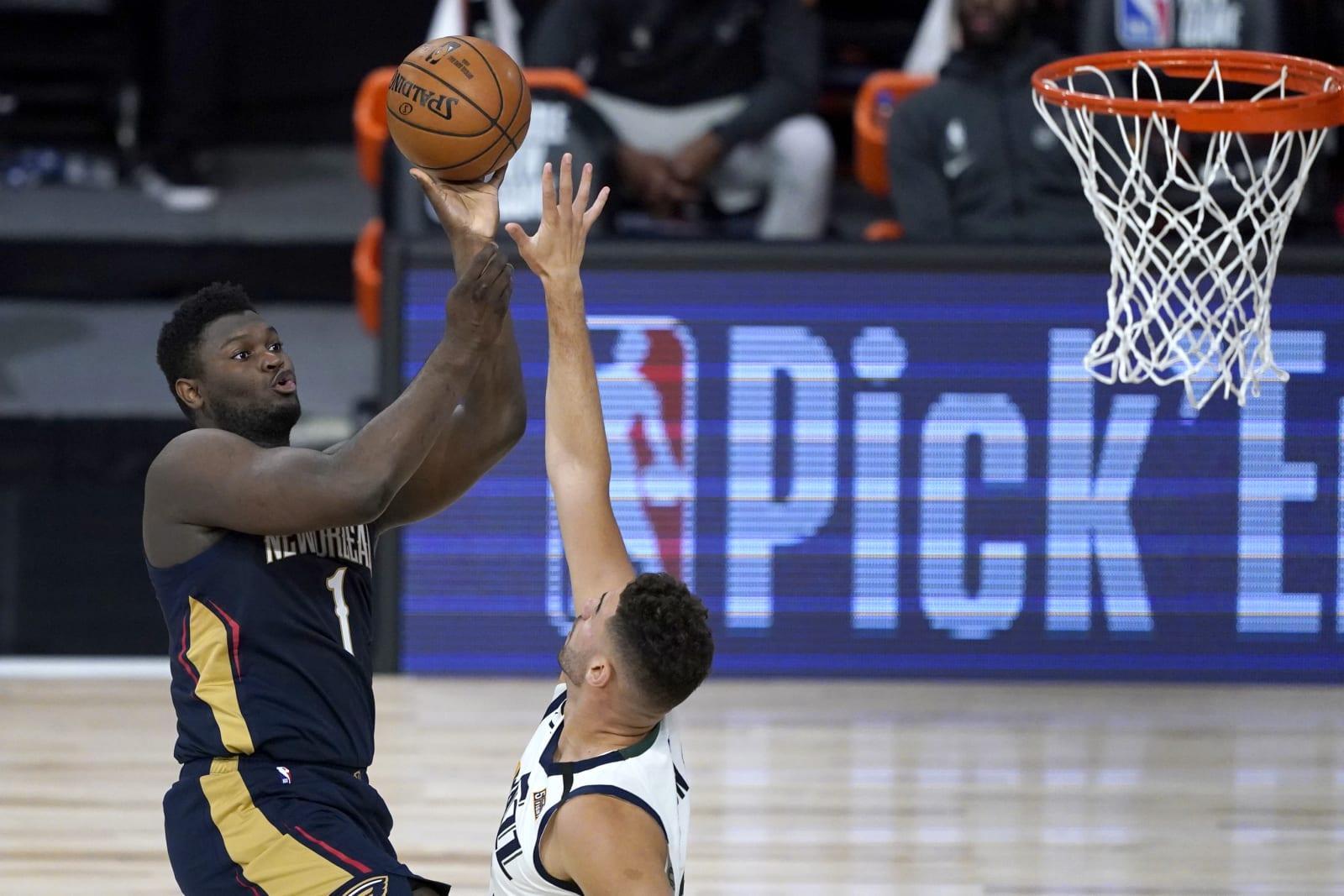 New Orleans Pelicans, Zion Williamson