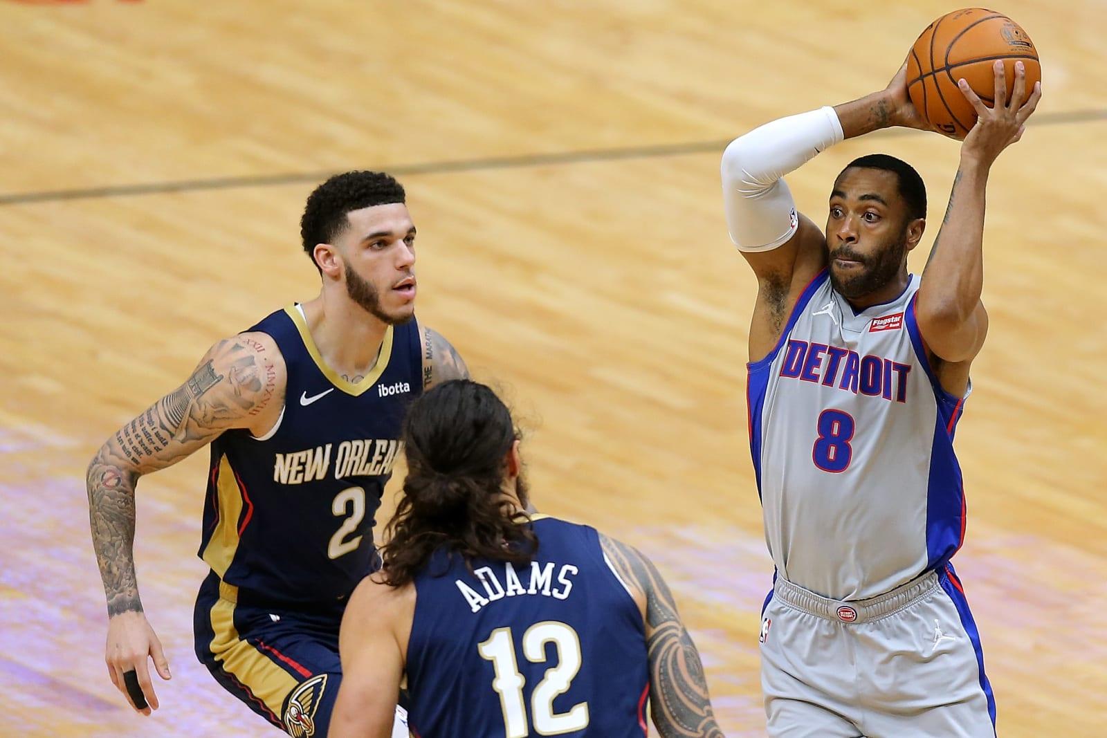 New Orleans Pelicans, Lonzo Ball, Steven Adams