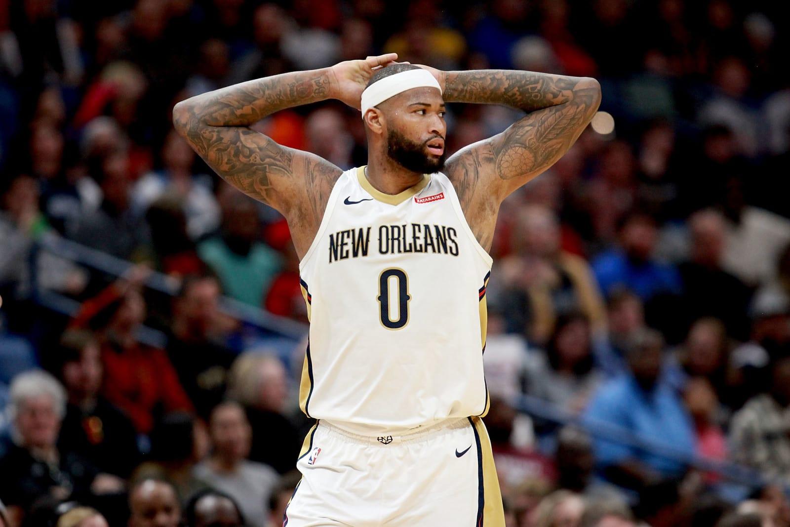 New Orleans Pelicans, DeMarcus Cousins