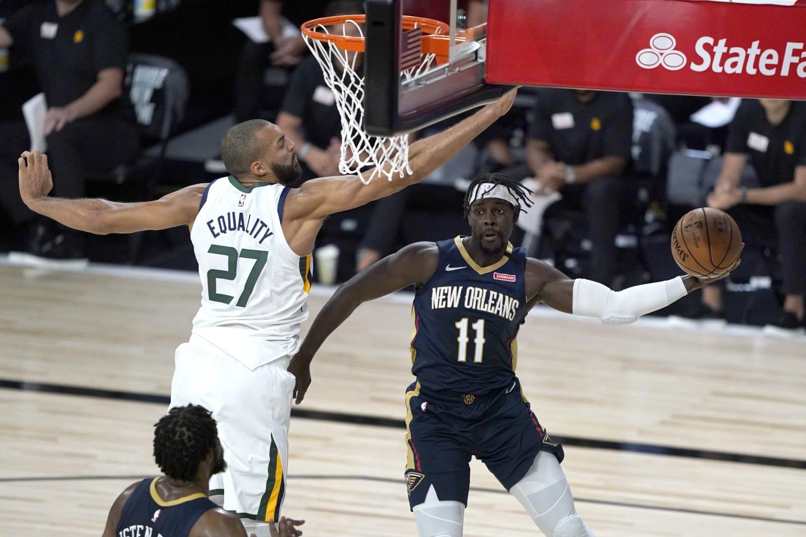 New Orleans Pelicans, Jrue Holiday