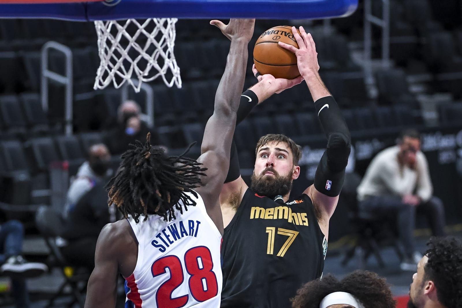 Detroit Pistons, Isaiah Stewart