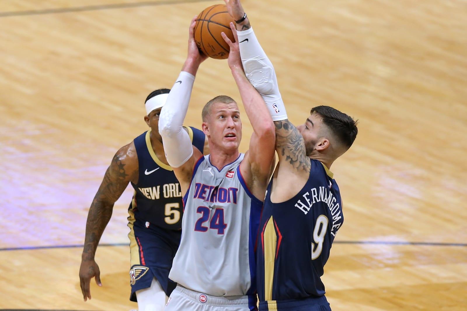 Detroit Pistons, Mason Plumlee