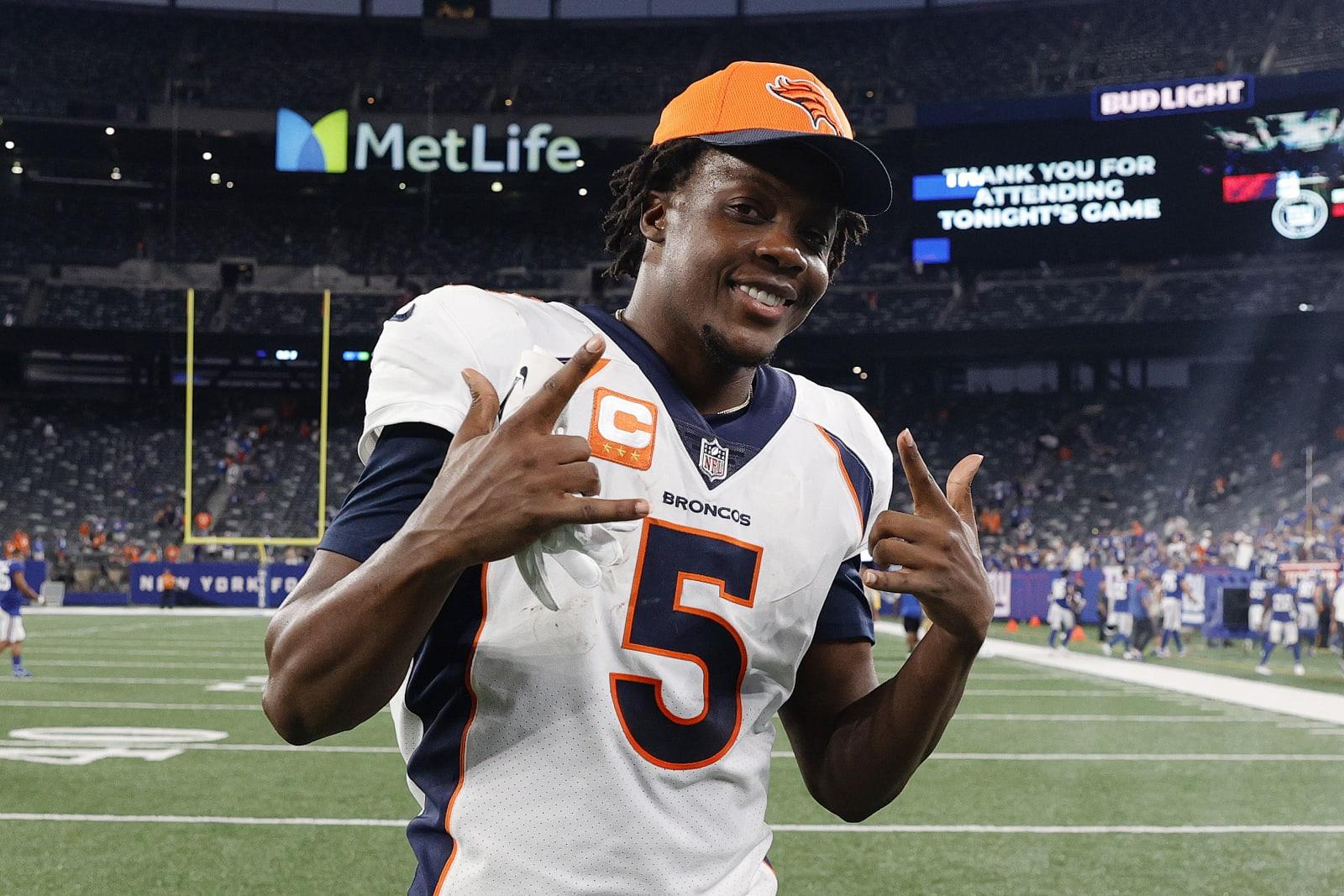 Teddy Bridgewater, Denver Broncos