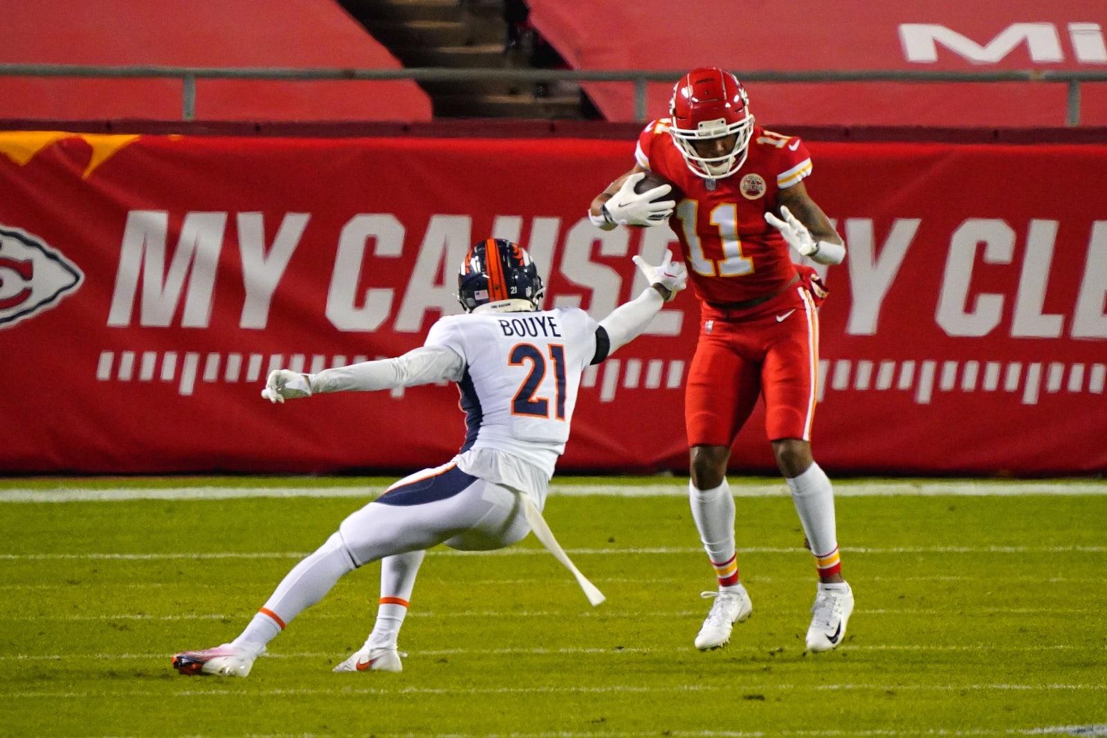 AJ Bouye, Denver Broncos