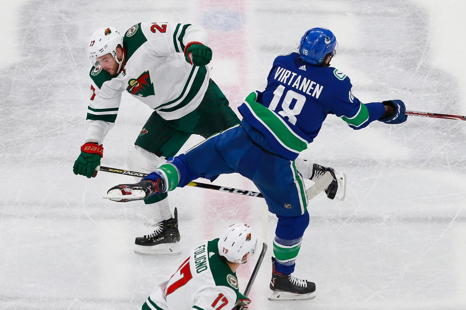 New Jersey Devils 5 Players To Consider From Minnesota Wild Page 4