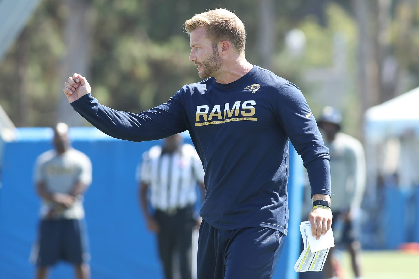 Football Is Happening La Rams 53 Man Roster Prediction
