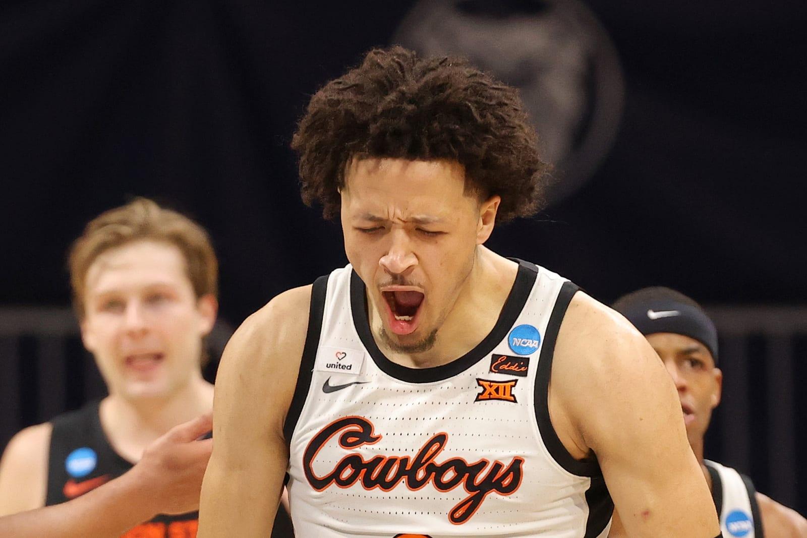 Cade Cunningham, NBA Mock Draft, Toronto Raptors draft