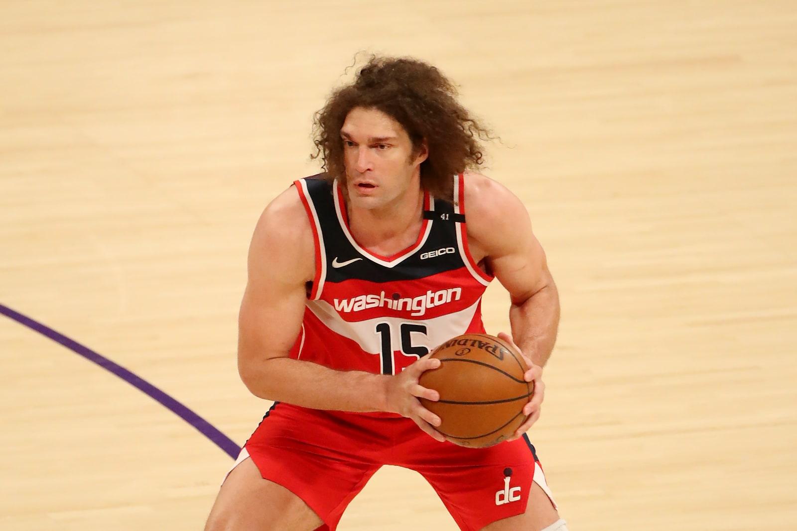Robin Lopez, Washington Wizards, Toronto Raptors