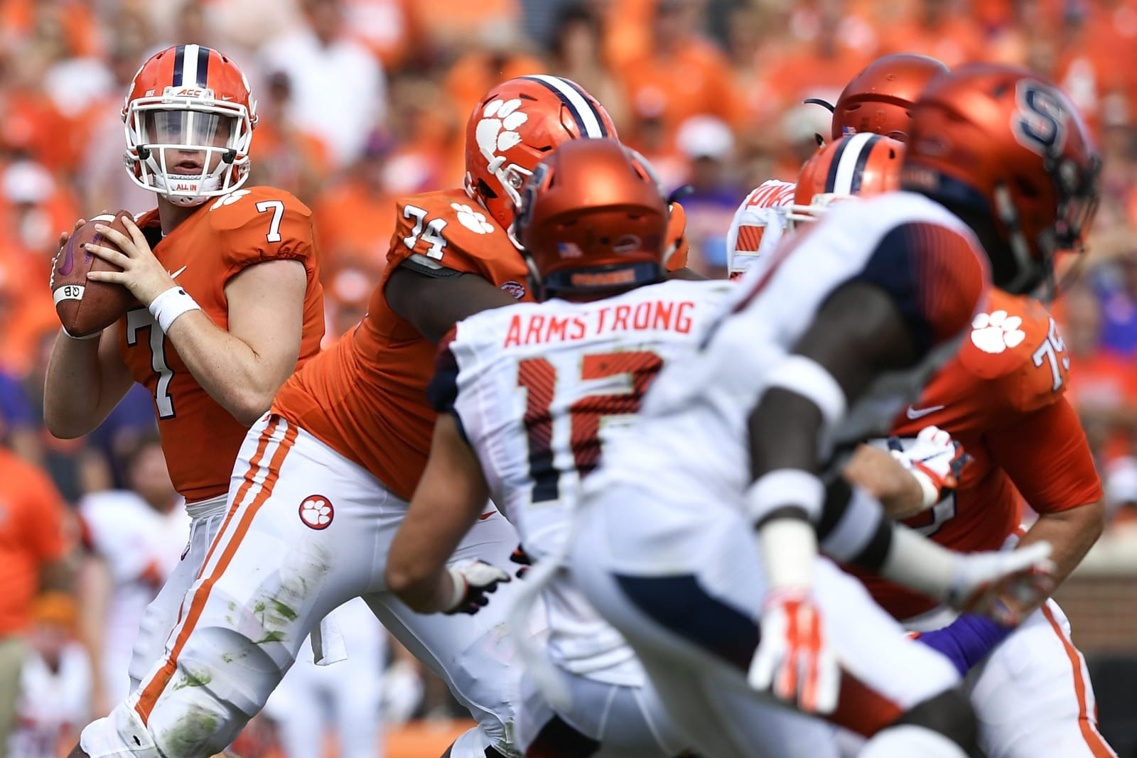 Clemson Football 3 Reasons Chase Brice Is Cfb S Best Backup Qb