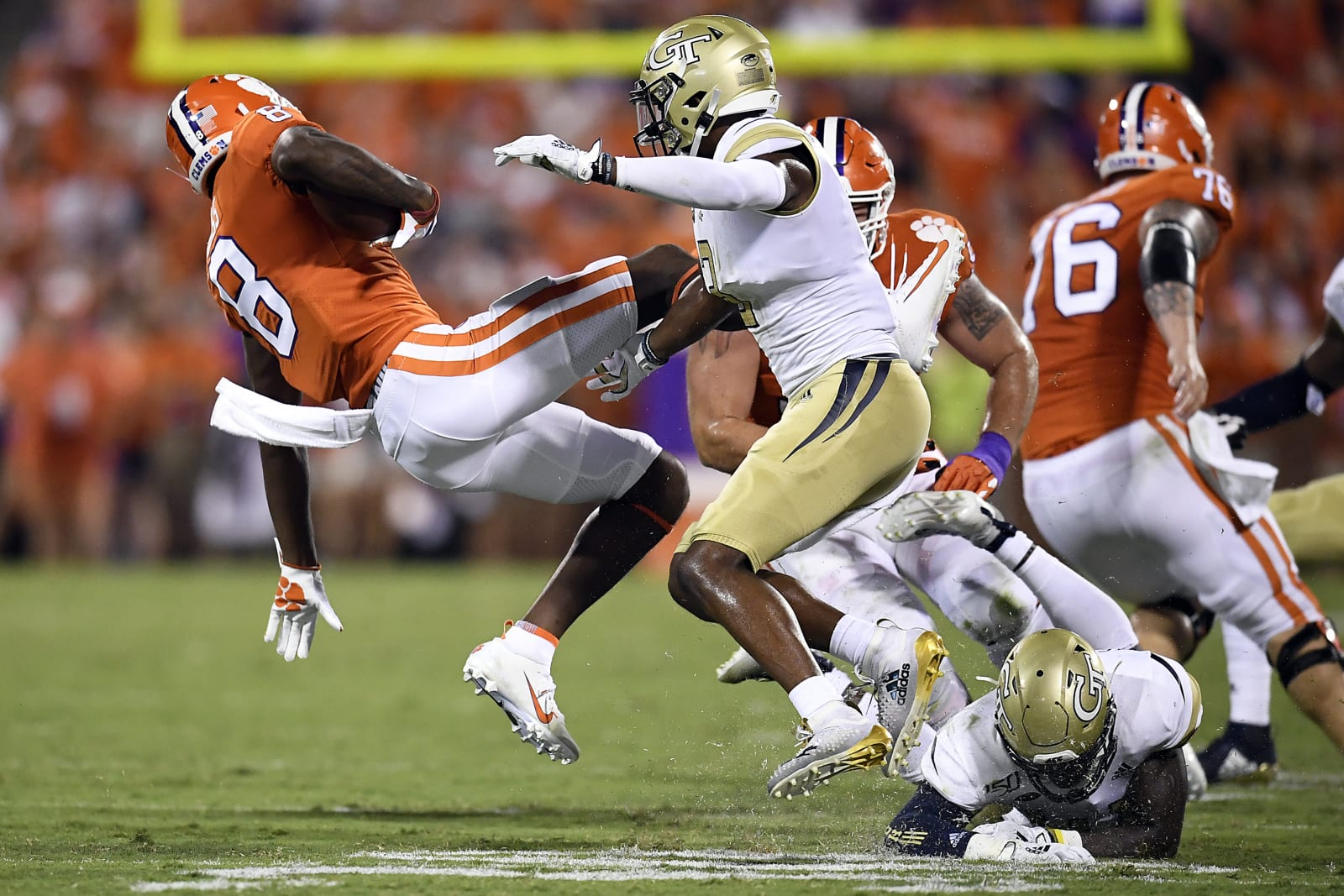 Clemson Football: Midseason Studs and Duds 2019 - Page 4
