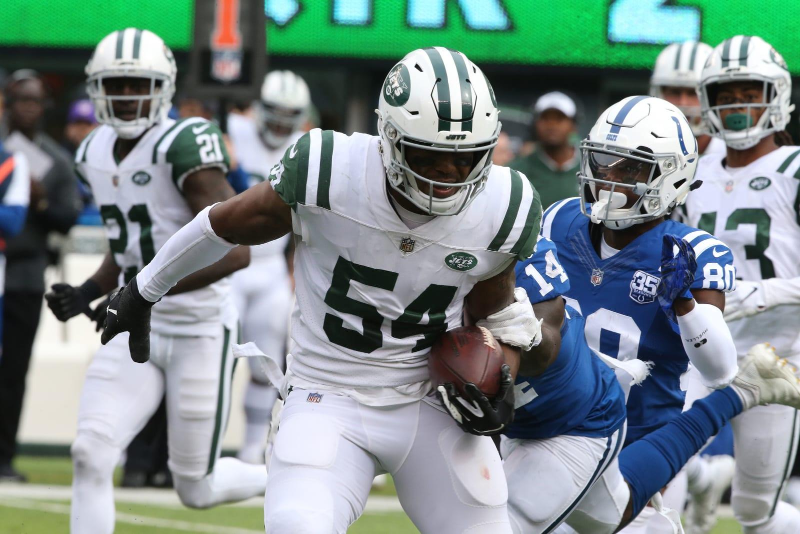 Avery Williamson, New York Jets