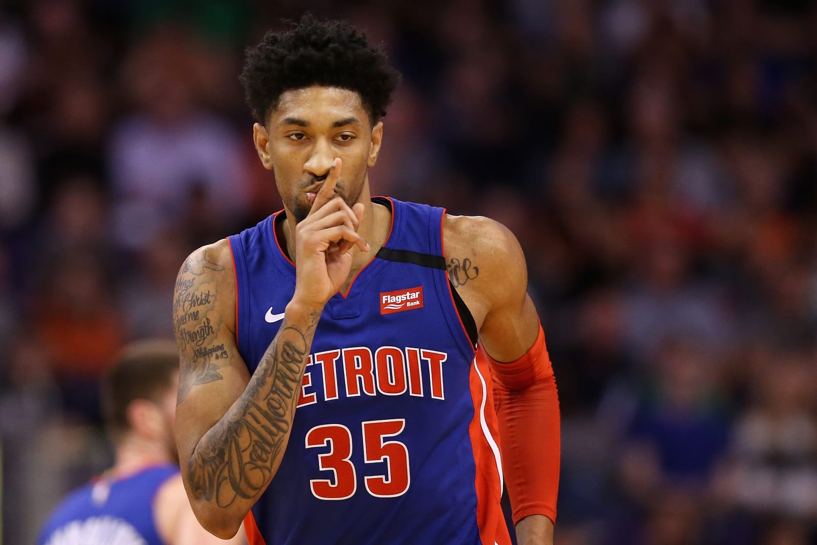 How the Houston Rockets can trade for Pistons forward Christian Wood - Page  3