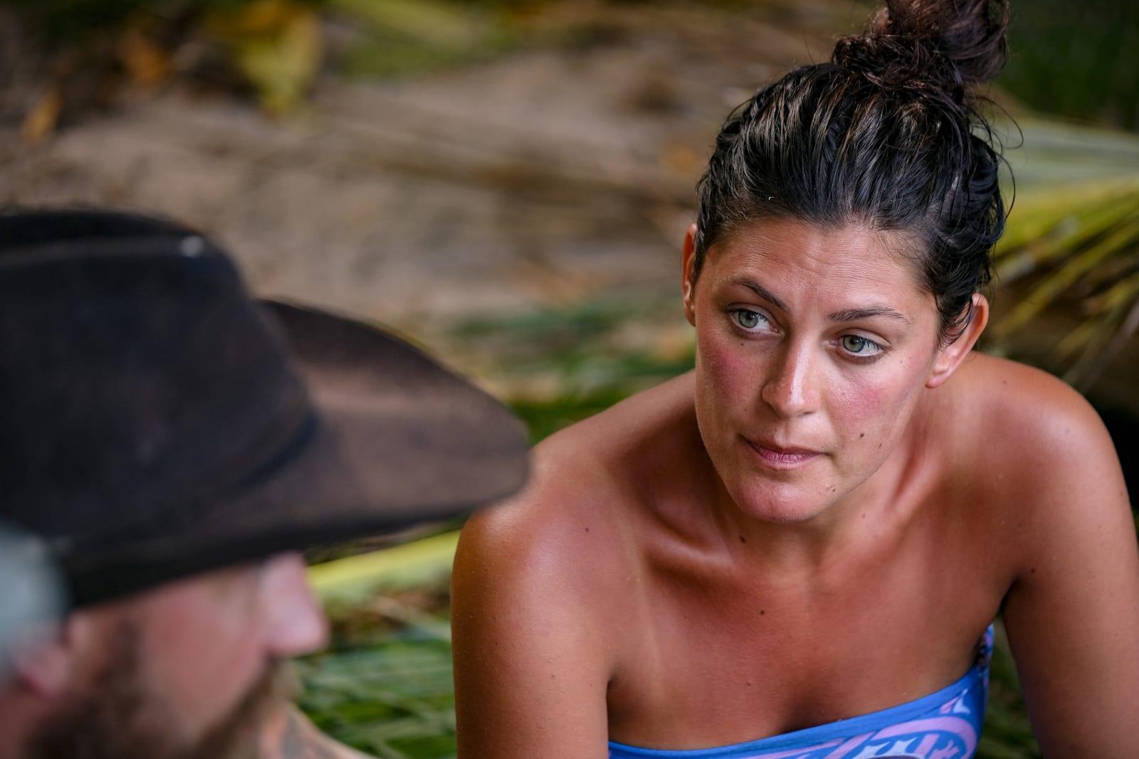 Michele Fitzgerald Ben Driebergen Survivor Winners at War episode 1
