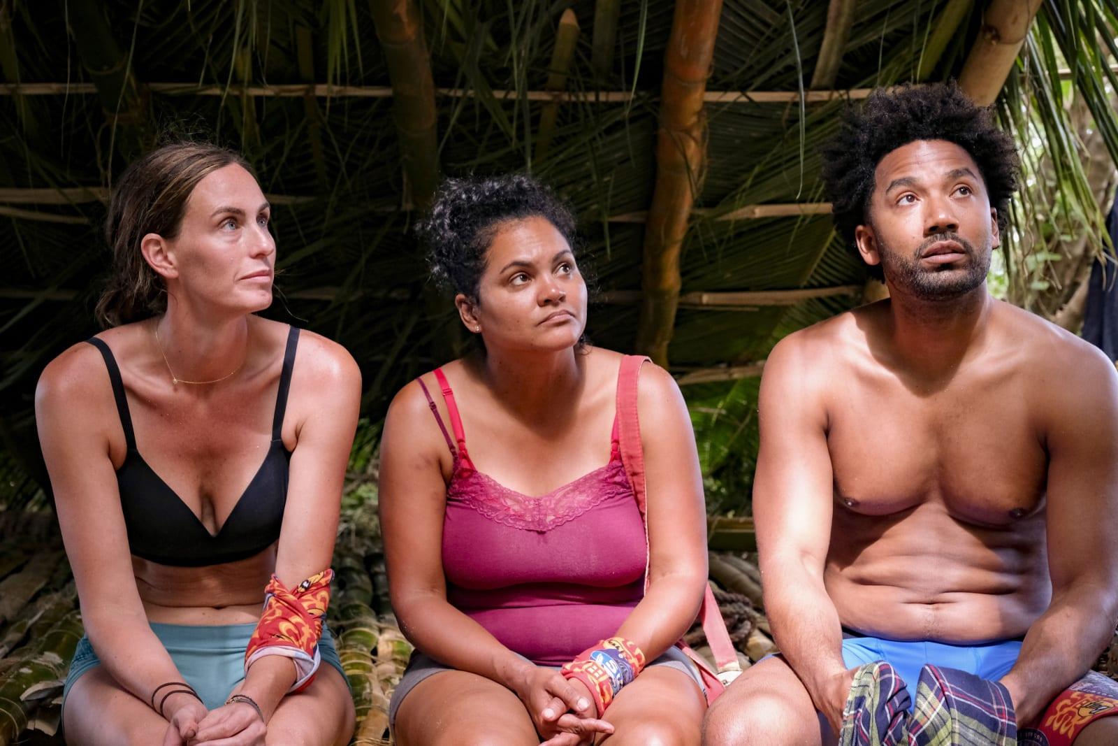 Kim Sandra Wendell Survivor Winners at War episode 1