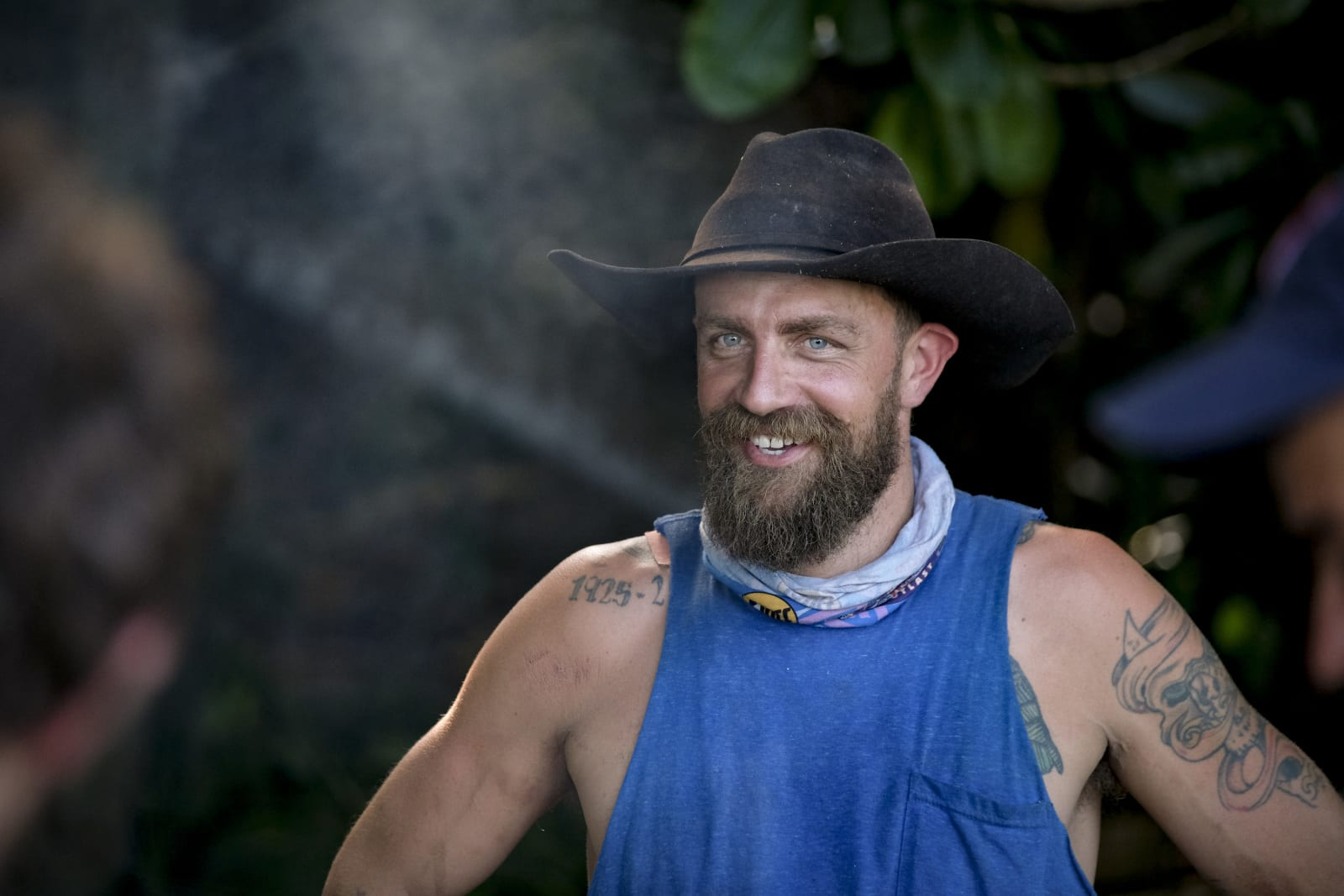Ben Driebergen Survivor Winners at War episode 2