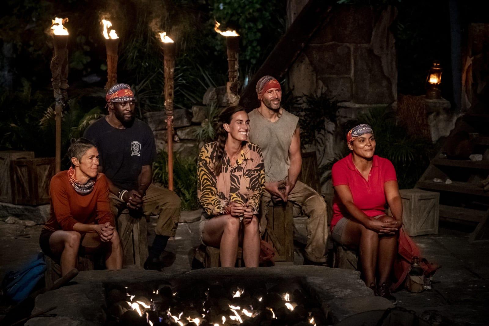 Dakal 2.0 Tribal Council Survivor Winners at War episode 6