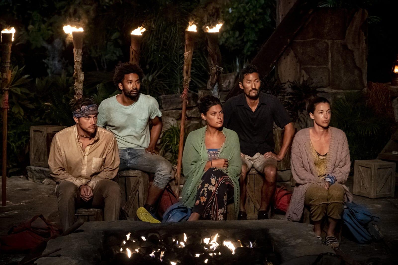 Sele 2.0 Tribal Council Survivor Winners at War episode 7