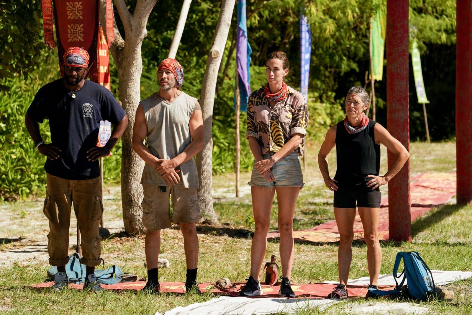 Dakal tribe Survivor Winners at War episode 7