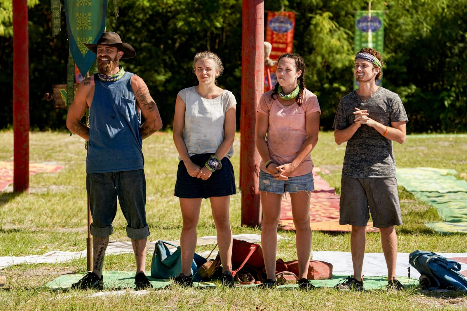 Yara tribe Survivor Winners at War episode 7